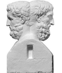Bust of Metrodorus / Epicurus